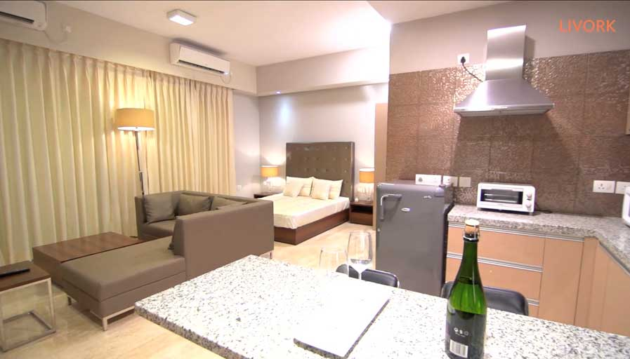 Innovative Studio Apartments Here Small Is Superior Wave City Center
