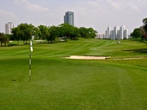 Golf course in Noida